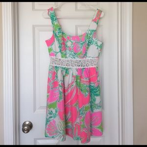 Lilly Pulitzer Rosemarie Dress