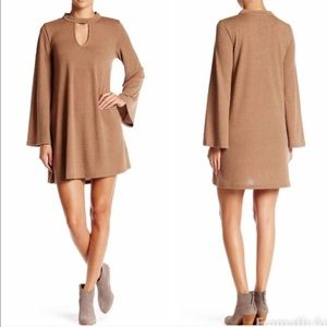 Very J Dresses & Skirts - Very J Mock Neck Dress
