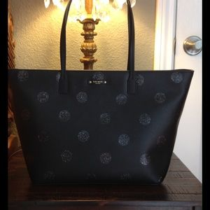 Kate Spade Handbags - Kate Spade Black Hani Haven Lane Margarita Tote