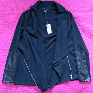 Grace Elements Jackets & Blazers - Grace Elements Black Jacket