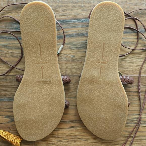 Dolce Vita Shoes - Dolce Vita Tassel Gladiator Sandals