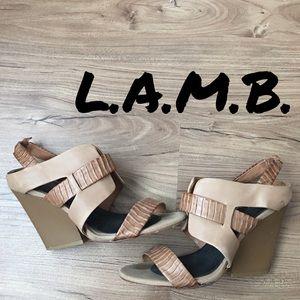 L.A.M.B. Shoes - 🎈L.A.M.B. Sandals