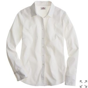 J. Crew Tops - Jcrew collared shirt