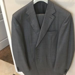 Canali Other - Canali gray suit