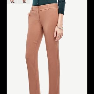 Ann Taylor Kate tailored ankle pants.