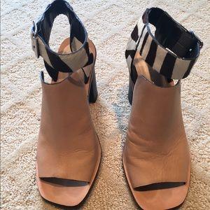 Loeffler Randall Shoes - Loeffler Randall Ankle Strap Sandals