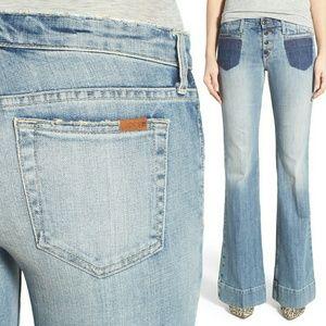 Joe's Jeans Denim - 25,27,28 Joe's COLLECTOR'S PIXIE FLARE in Rina NWT