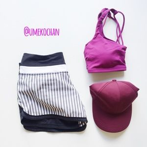 lululemon athletica Pants - Lululemon Groovy Run Shorts