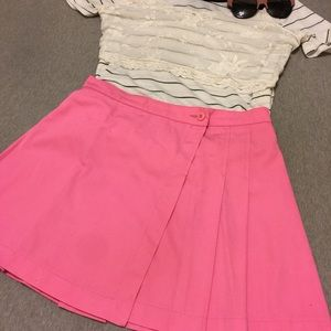 Ellesse Dresses & Skirts - 🥑Ellesse pink pelted skirt