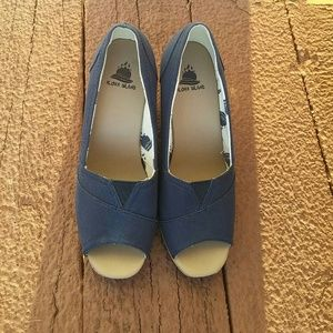 Aloha Island  Shoes - Aloha Island Wedge Heels- Great Shape- Size 7
