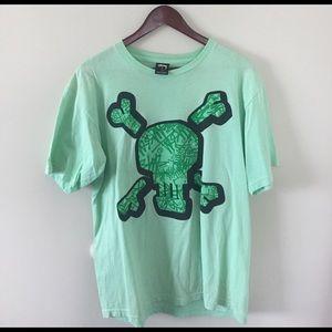 Stussy Other - Mint stussy skull shirt