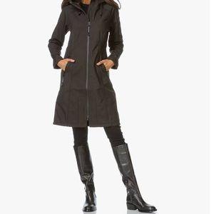 Ilse Jacobsen Jackets & Blazers - Ilse Jacobsen Hornbæk hooded rain coat (size 38)