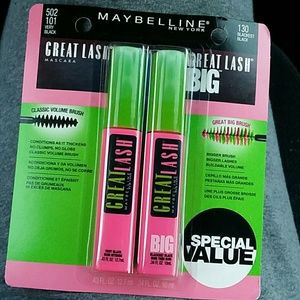 Maybelline Other - Great Lash Mascara