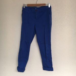 GAP Straight Broken In Garment Dyed Khakis