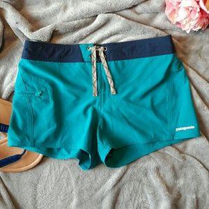 Patagonia Other - Patagonia girls swim shorts, board shorts.
