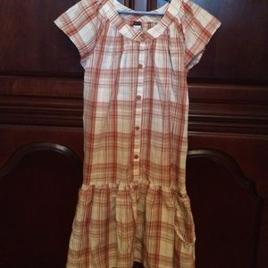 Tea Collection Other - Kids tea collection button down dress