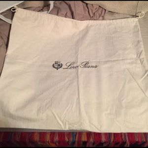 Loro Piana Handbags - Loro piana purse dustbag