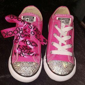Converse Other - Girls Allstar Converse Shoes