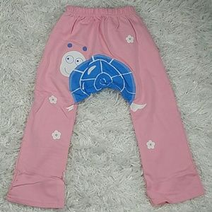 Other - Pink Snail play Pants. Kids