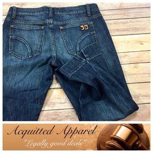 Joe's Jeans Denim - {NWOT} [Joe's] Slit Hem Kicker Jeans