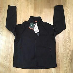 Hawke & Co Other - NWT Hawke & Co Softshell Jacket XL $150 MSRP Black