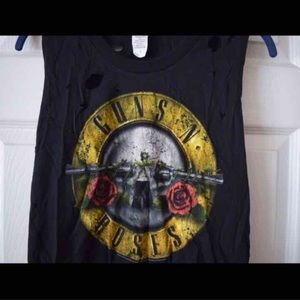 Free People Tops - 🔥 ONE DAY SALE 🔥 Guns N Roses Tank