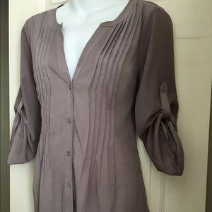 BCBG Max Azria blouse size small