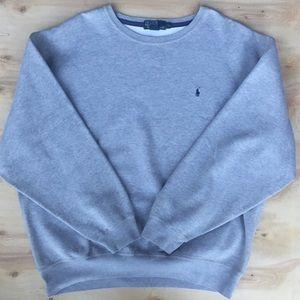Polo by Ralph Lauren Other - Ralph Lauren polo grey sweatshirt XL vintage rare