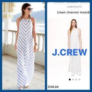 J. Crew Dresses & Skirts - J.CREW- ON THE HARBOR MAXI