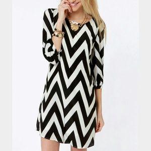 ? Chevron Dress ?