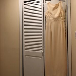 Dresses & Skirts - cream colored wedding party dress