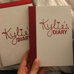 Kylie Cosmetics Other - Kylie's cosmetics Kylie's Diary palette