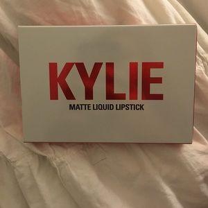 Kylie Cosmetics Other - Kylie cosmetics matte liquid lipstick Valentine's