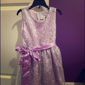 Joe & Elle Other - 💜💞Beautiful lilac sequin dress Size 4 💞💜