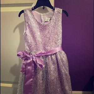 Joe & Elle Other - 💜💞Beautiful lilac sequin dress Size 4 💞💜