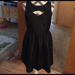 Leona Edminston Dresses & Skirts - Black sparkle dress