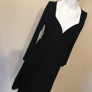 Norma Kamali Dresses & Skirts - Wrap Dress Normakamail Dress