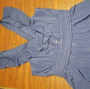 BCBGENERATION midnight blue dress