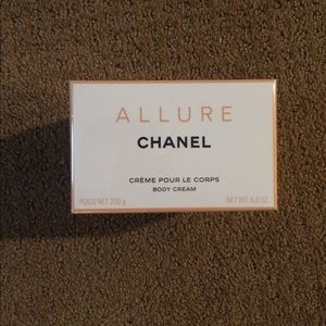 Chanel Allure Body Cream.Chanel Allure Body Cream 6 8 Oz