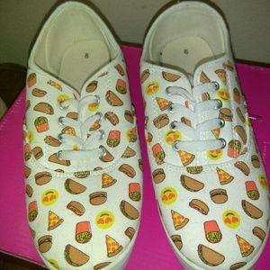 Shoes - Junk food junky tennis shoes