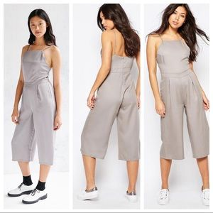 Urban Outfitters Other - *NWT * Grey NATIVE YOUTH jumpsuit