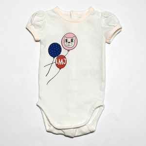 Little Marc Jacobs Other - Little Marc Jacobs Balloon Onesie