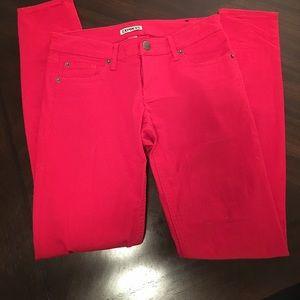 Express Denim - ☀️SALE! Red express jeans