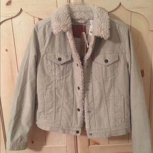 Levi's Jackets & Blazers - Authentic Levi's Corduroy Jacket