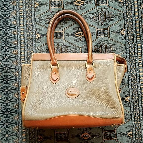 Dooney & Bourke Handbags - Vintage Dooney and Bourke Handbag
