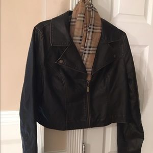 Uncommon Jackets & Blazers - Dark brown Leather jacket