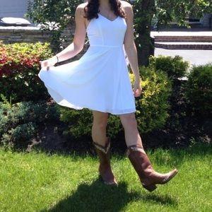 Ariat Shoes - SALE! Rustic Ariat Flora Cowboy Boots Size 8 1/2