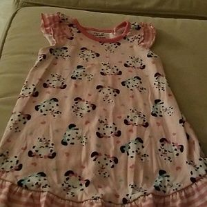 Jumping Beans Other - Dalmatian nightgown