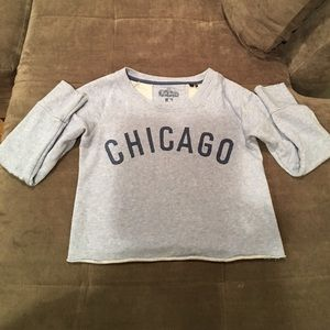 Red Jacket Sweaters - Cute Chicago sweater