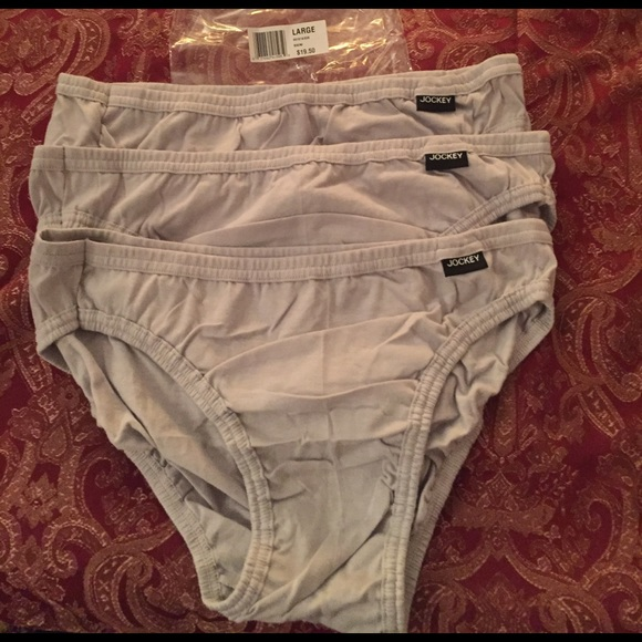 e5aaa6a2080d9 Jockey Other - Men s Jockey Elance Bikini Underwear Briefs Large